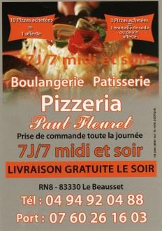 Paul FLEURET - Pizzeria